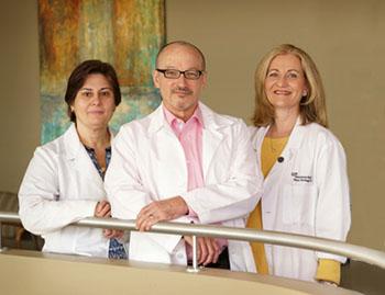 Drs. Petrillo-Bolanos, Mitchell, Fitzhugh, and Alcaraz
